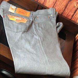 Levi's 501 Straight Leg 38x30